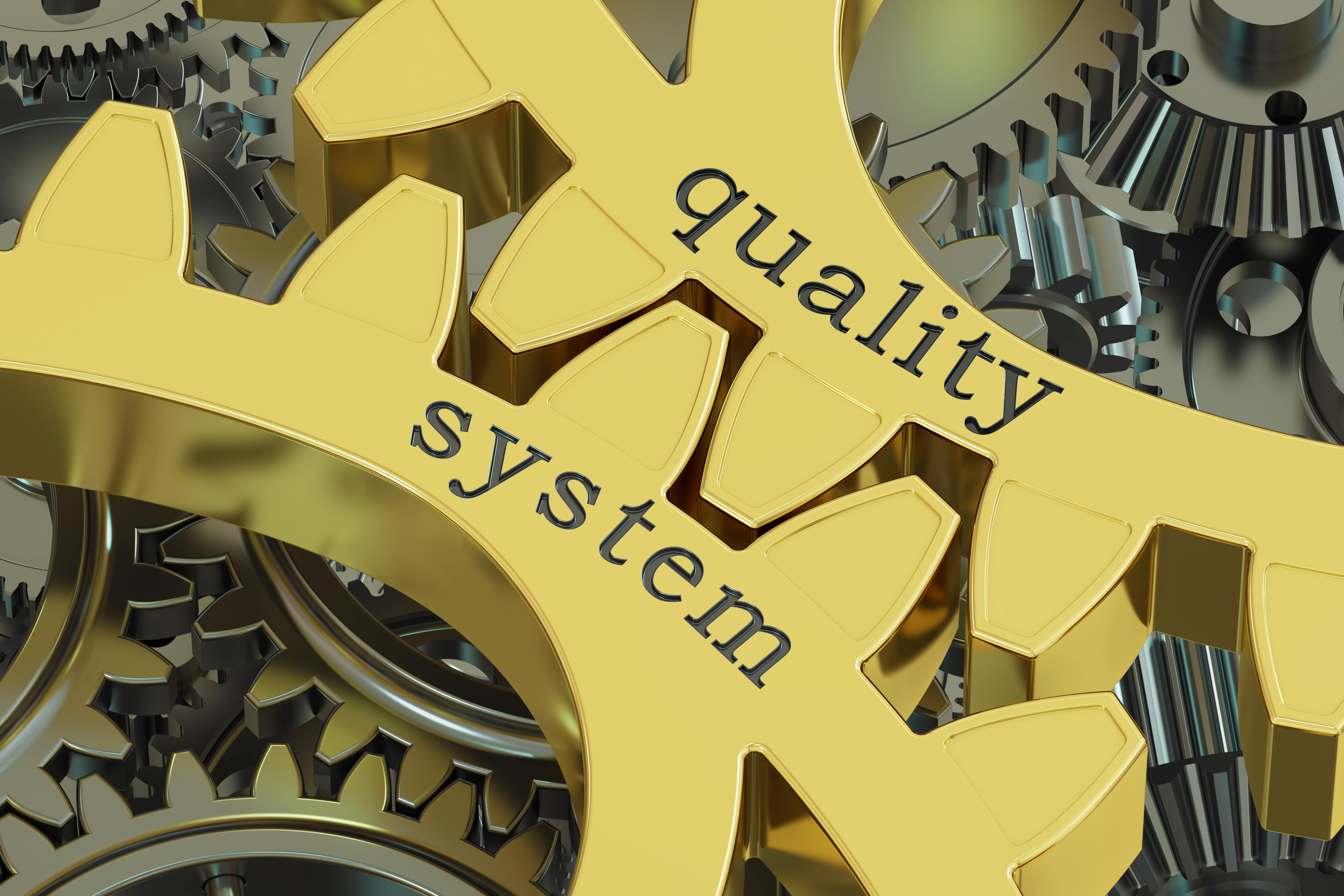 Quality System Templates And Manuals
